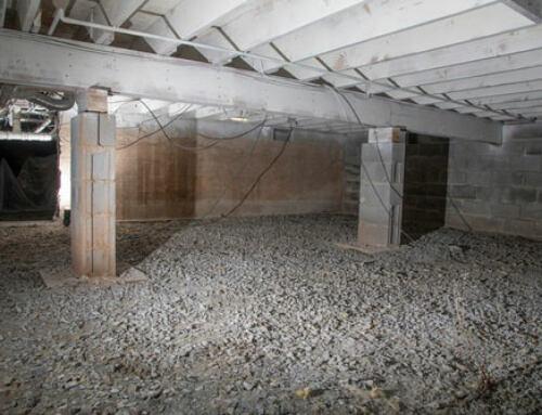 Crawl Spaces: A Hidden Source of Contaminants